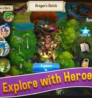 CastleVille Legends Ekran Görüntüleri - 5