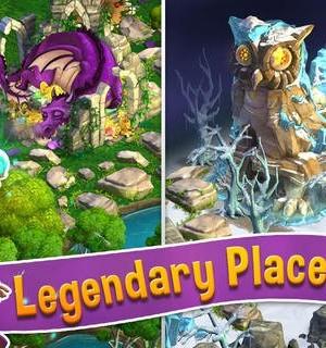 CastleVille Legends Ekran Görüntüleri - 2