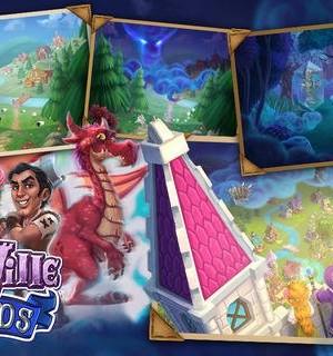 CastleVille Legends Ekran Görüntüleri - 1
