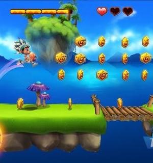 Caveman Run Ekran Görüntüleri - 3