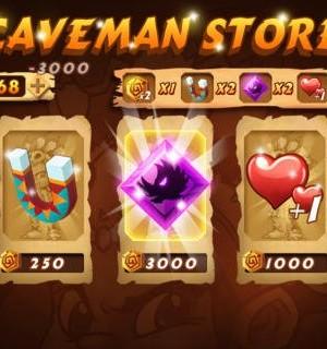 Caveman Run Ekran Görüntüleri - 2