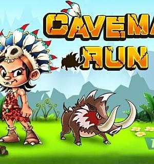 Caveman Run Ekran Görüntüleri - 1