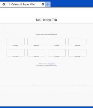 Celensoft Super Web Ekran Görüntüleri - 4