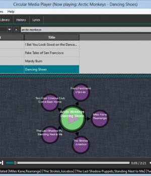 Circular Media Player Ekran Görüntüleri - 3