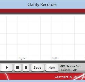Clarity Recorder Ekran Görüntüleri - 2