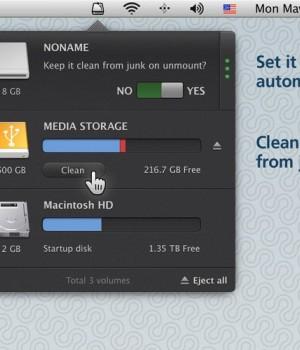 CleanMyDrive Ekran Görüntüleri - 3