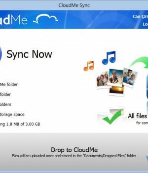 CloudMe Ekran Görüntüleri - 1