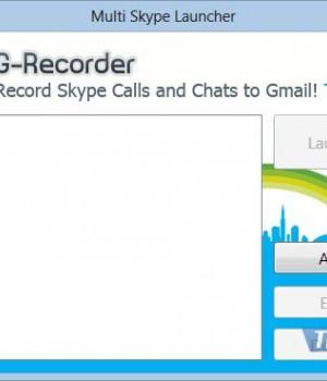 Çoklu Skype Açma (Multi Skype Launcher) Ekran Görüntüleri - 2