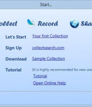 Collect Search Ekran Görüntüleri - 1