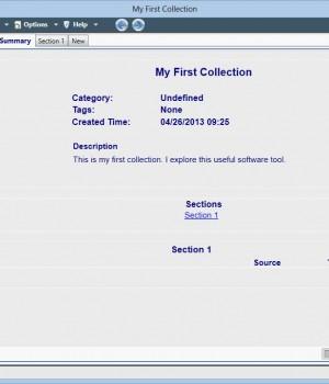 Collect Search Ekran Görüntüleri - 2