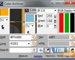 Color Archiver Ekran Görüntüleri - 1