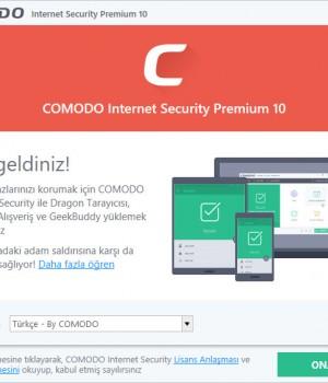 Comodo Internet Security Ekran Görüntüleri - 9
