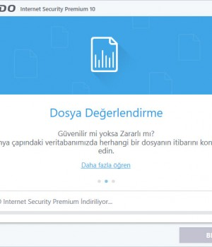 Comodo Internet Security Ekran Görüntüleri - 7