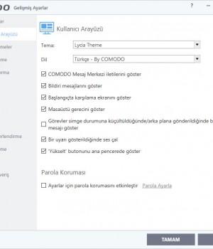 Comodo Internet Security Ekran Görüntüleri - 1