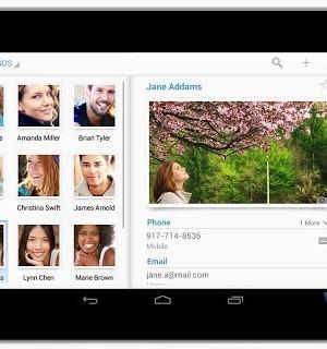 Contacts + Ekran Görüntüleri - 7