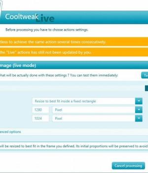 CoolTweak Ekran Görüntüleri - 2