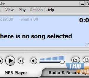 Crawler Radio and MP3 Player Ekran Görüntüleri - 4