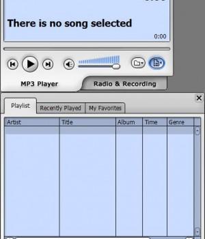 Crawler Radio and MP3 Player Ekran Görüntüleri - 2