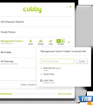 Cubby Ekran Görüntüleri - 1