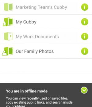 Cubby Ekran Görüntüleri - 2