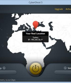 CyberGhost VPN Ekran Görüntüleri - 5