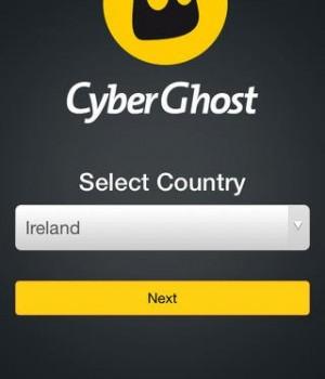 CyberGhost VPN Ekran Görüntüleri - 1