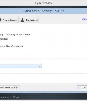 CyberGhost VPN Ekran Görüntüleri - 2