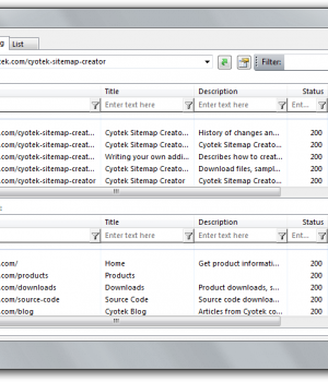 Cyotek Sitemap Creator Ekran Görüntüleri - 2