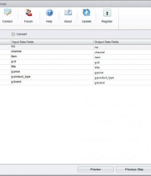 Data Feed Converter Ekran Görüntüleri - 3