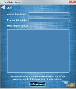 DenaMedia Ekran Görüntüleri - 1