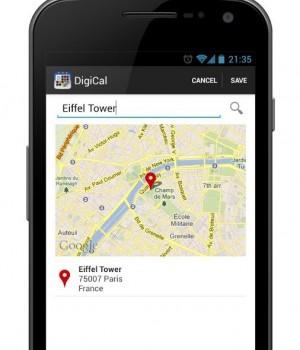 DigiCal Takvim Ekran Görüntüleri - 3