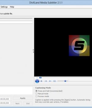 DivXLand Media Subtitler Ekran Görüntüleri - 2