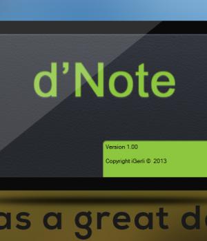 d'Note Ekran Görüntüleri - 3