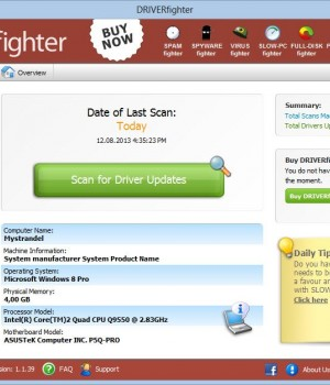 DRIVERfighter Ekran Görüntüleri - 5