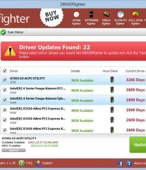 DRIVERfighter Ekran Görüntüleri - 3