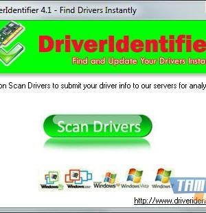 DriverIdentifier Ekran Görüntüleri - 1