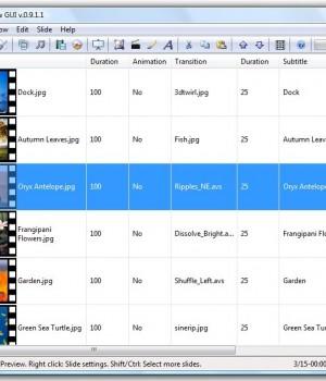 DVD slideshow GUI Ekran Görüntüleri - 2