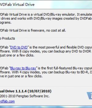 DVDFab Virtual Drive Ekran Görüntüleri - 4