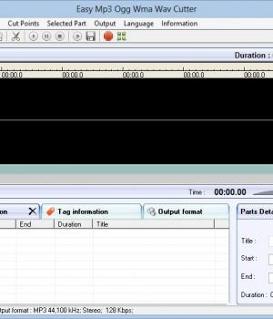 Easy Audio Mp3 Wma Ogg Cutter Ekran Görüntüleri - 4