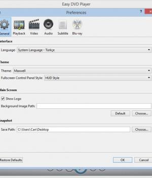 Easy DVD Player Ekran Görüntüleri - 3