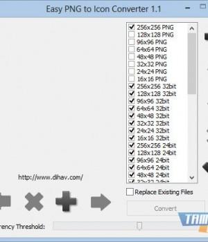 Easy PNG to Icon Converter Ekran Görüntüleri - 2