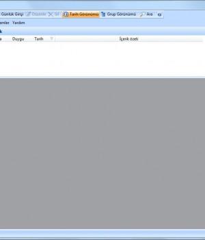 Efficient Diary Ekran Görüntüleri - 1