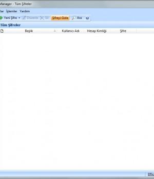 Efficient Password Manager Ekran Görüntüleri - 2