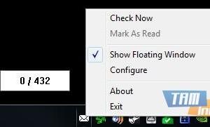 Emailwatcher Ekran Görüntüleri - 3