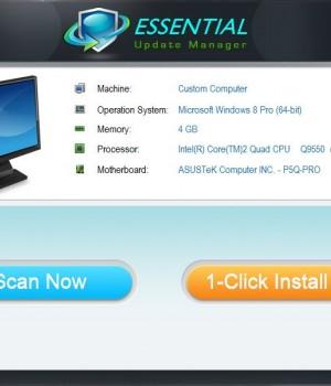 Essential Update Manager Ekran Görüntüleri - 5