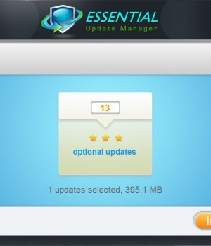 Essential Update Manager Ekran Görüntüleri - 3