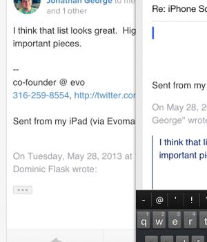 Evomail Ekran Görüntüleri - 2