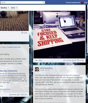 Facebook Background Changer Ekran Görüntüleri - 3