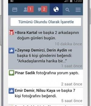 Facebook Lite (APK) Ekran Görüntüleri - 1