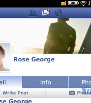 Facebook Mobil Ekran Görüntüleri - 6